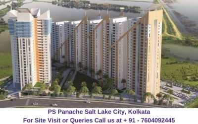 PS Panache Salt Lake City, Kolkata Elevation