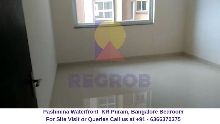 Pashmina Waterfront KR Puram,Bangalore 3 BHK Floor Plan
