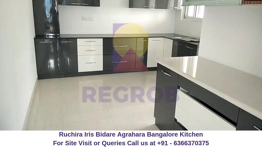 Ruchira Iris Bidare Agrahara Bangalore Kitchen