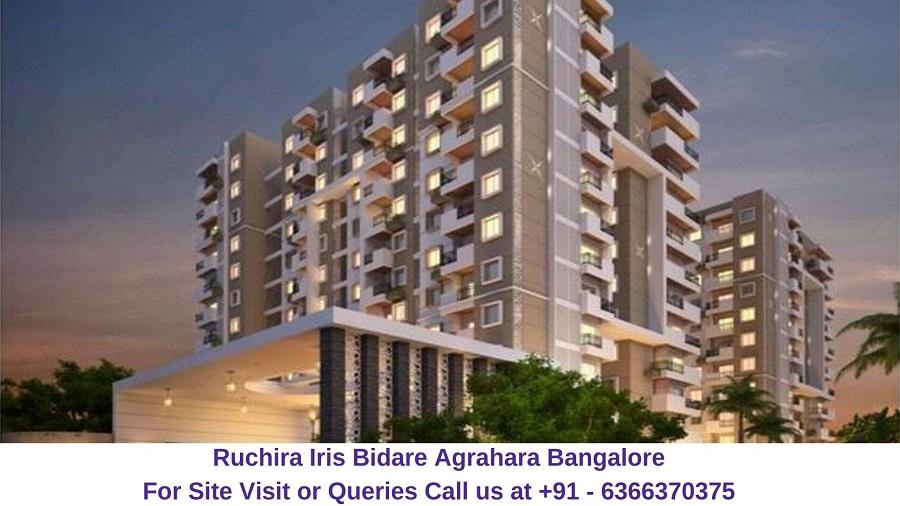 Ruchira Iris Bidare Agrahara Bangalore
