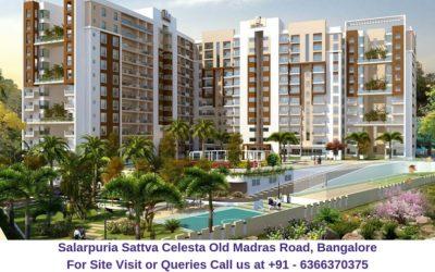 Salarpuria Sattva Celesta Old Madras Road, Bangalore