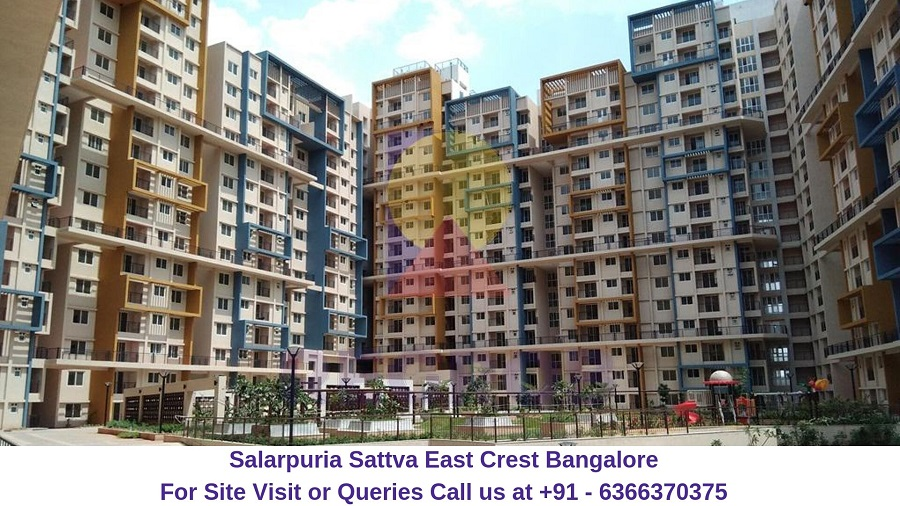 Salarpuria Sattva East Crest Bangalore