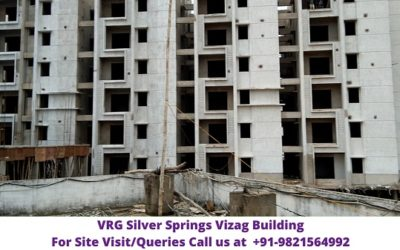 VRG Silver Springs China Mushidiwada Vizag Building