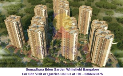 Sumadhura Eden Garden Whitefield Bangalore