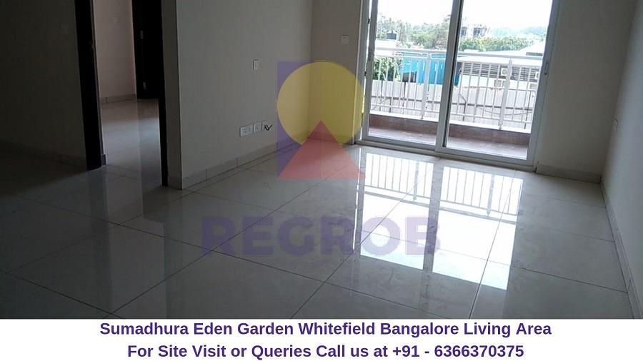 Sumadhura Eden Garden Whitefield Bangalore Livng Area