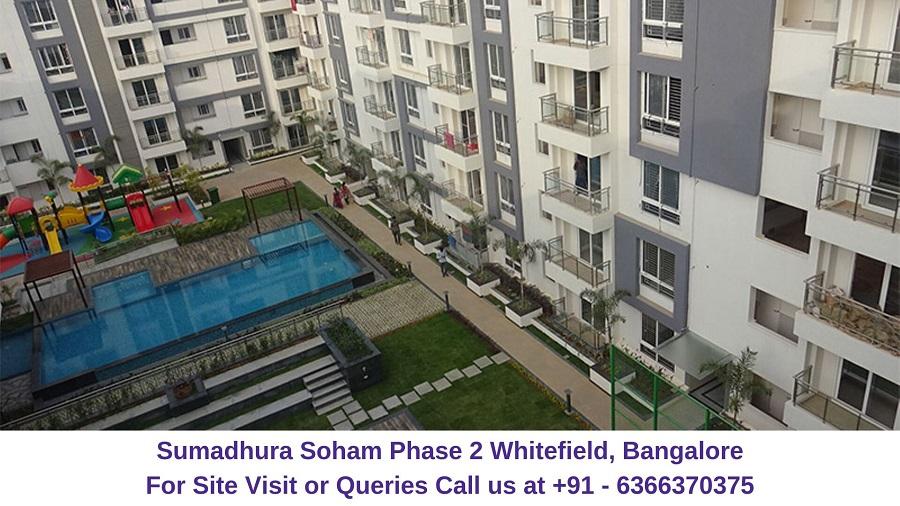Sumadhura Soham Phase 2 Whitefield, Bangalore