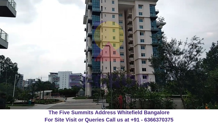 The Five Summits Address Whitefield Bangalore