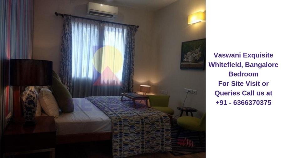 Vaswani Exquisite Whitefield, Bangalore Bedroom