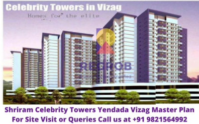 Shriram Celebrity Towers Yendada Visakhapatnam