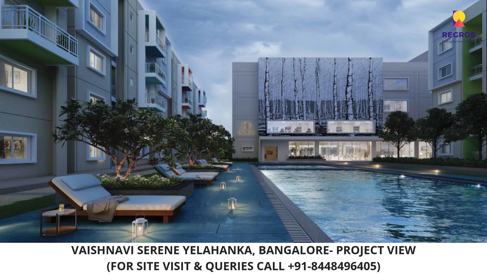 Vaishnavi Serene Yelahanka Bangalore