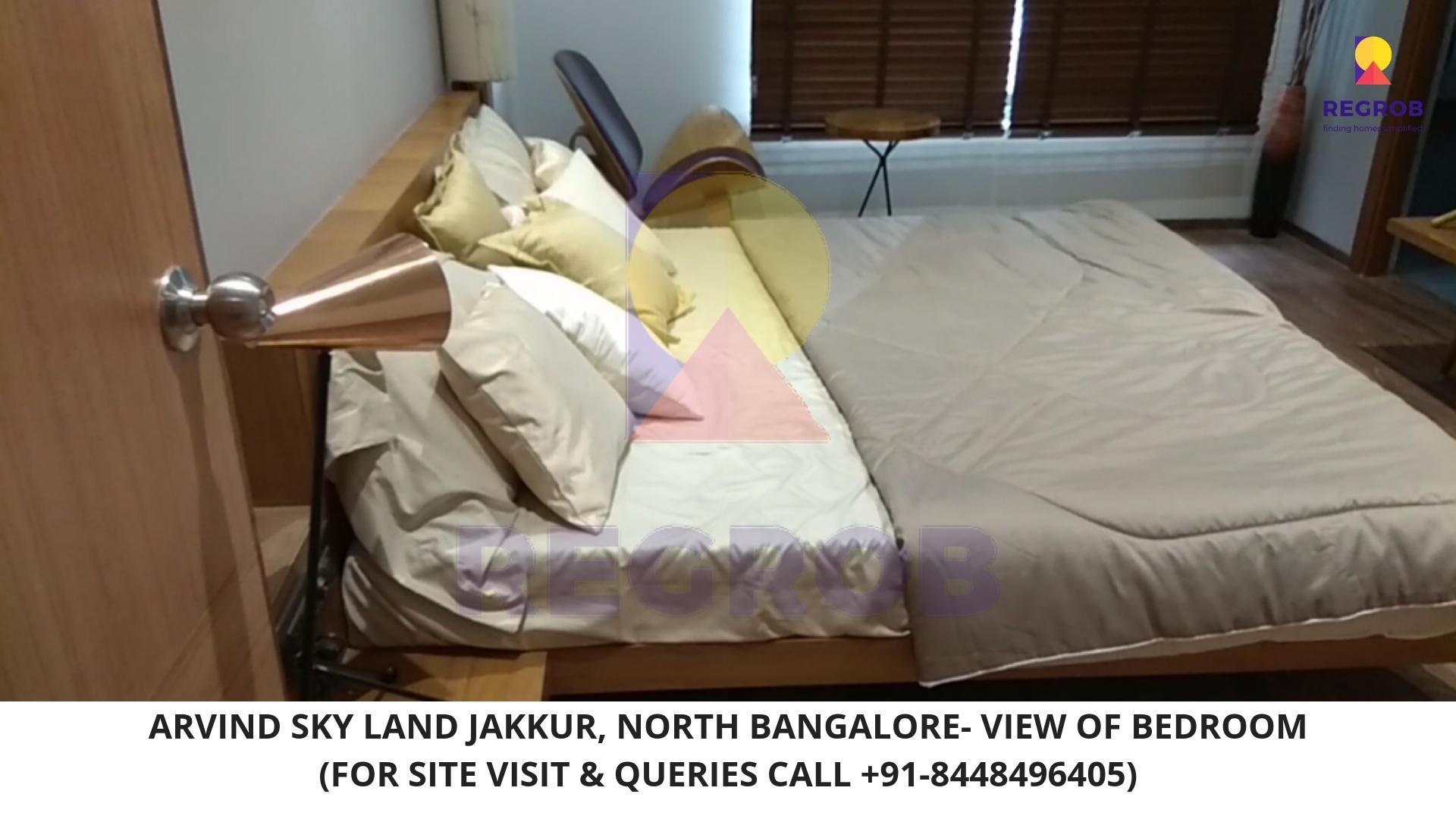 Arvind Skylands Jakkur North Bangalore