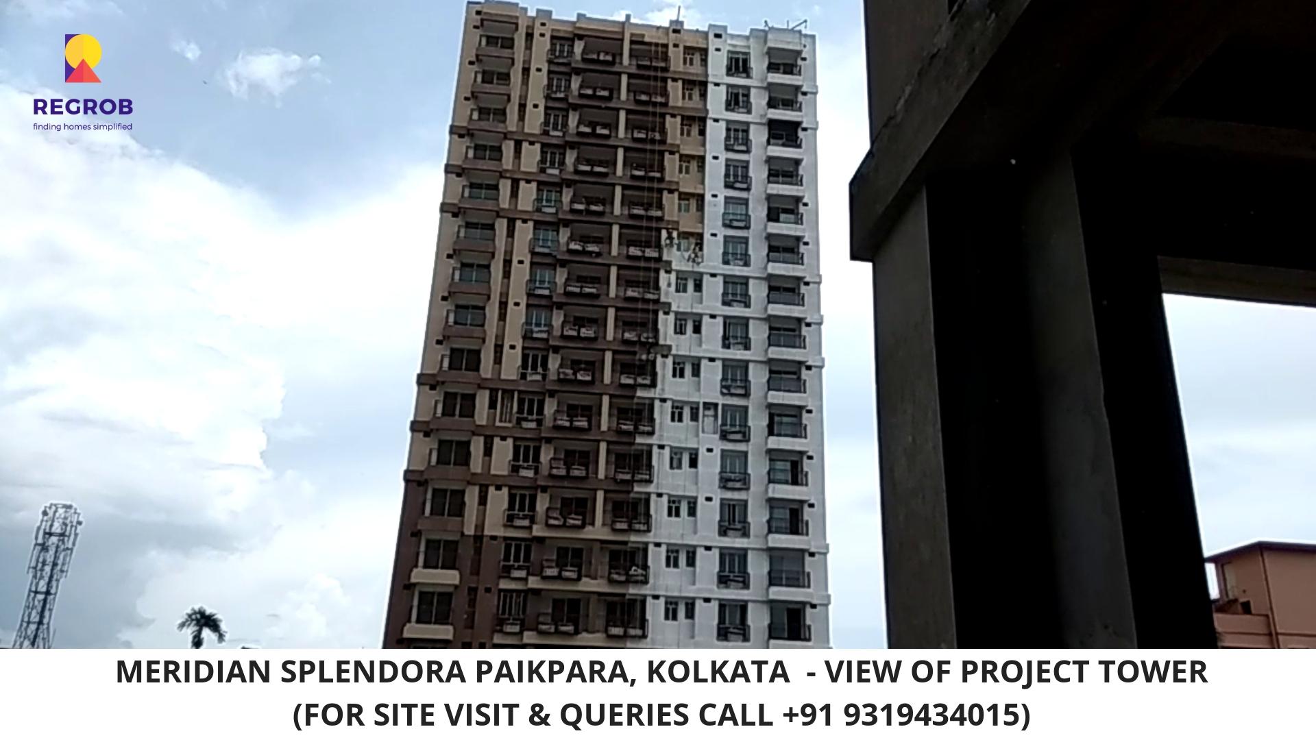 Meridian Splendora Paikpara Kolkata