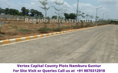 Vertex Capital County Plots Namburu Guntur