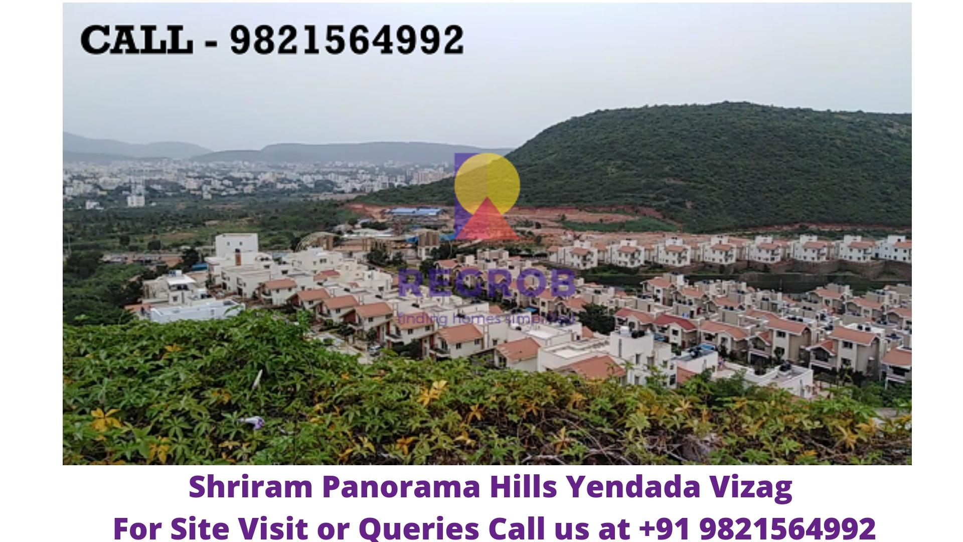 Shriram Panorama Hills Yendada Vizag