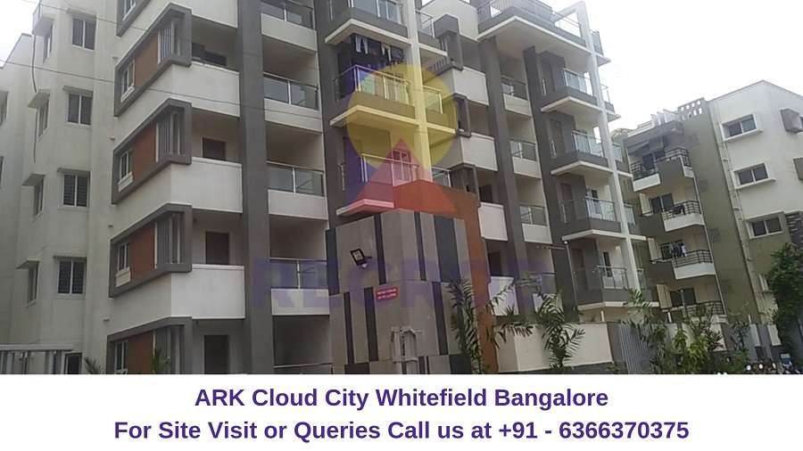 ARK Cloud City Whitefield Bangalore Actual Image