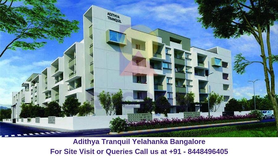 Adithya Tranquil Yelahanka Bangalore