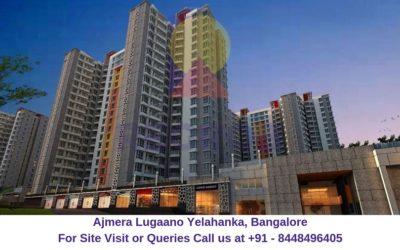 Ajmera Lugaano Yelahanka,Bangalore