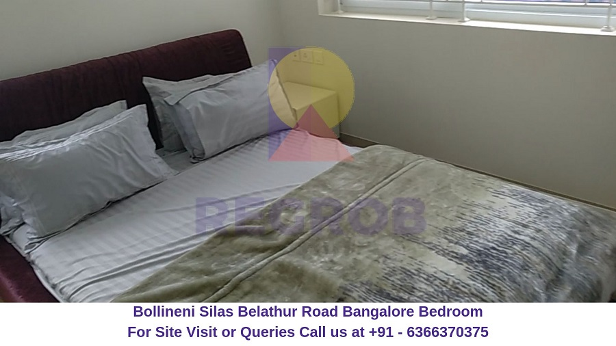 Bollineni Silas Belathur Road Bangalore Bedroom