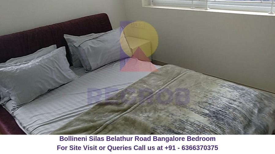 Bollineni Silas Belathur Road Bangalore Bedroom