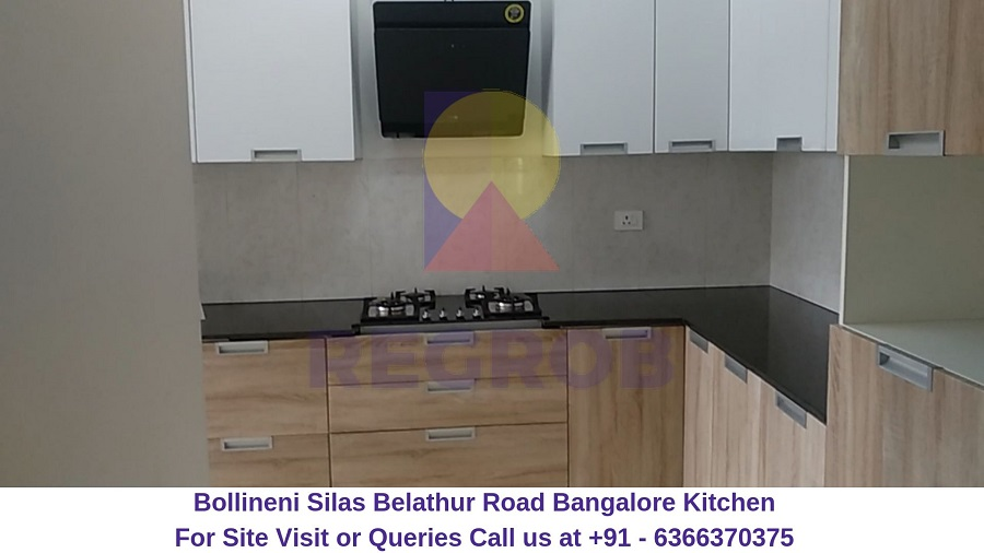 Bollineni Silas Belathur Road Bangalore Kitchen