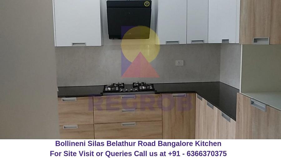 Bollineni Silas Belathur Road Bangalore Kitchen
