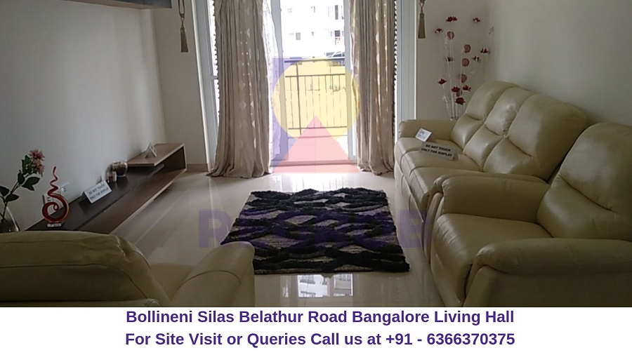 Bollineni Silas Belathur Road Bangalore Living Hall