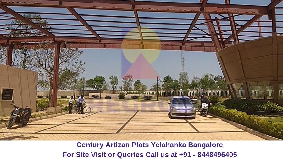 Century Artizan Plots Yelahanka Bangalore Actual Image (4)