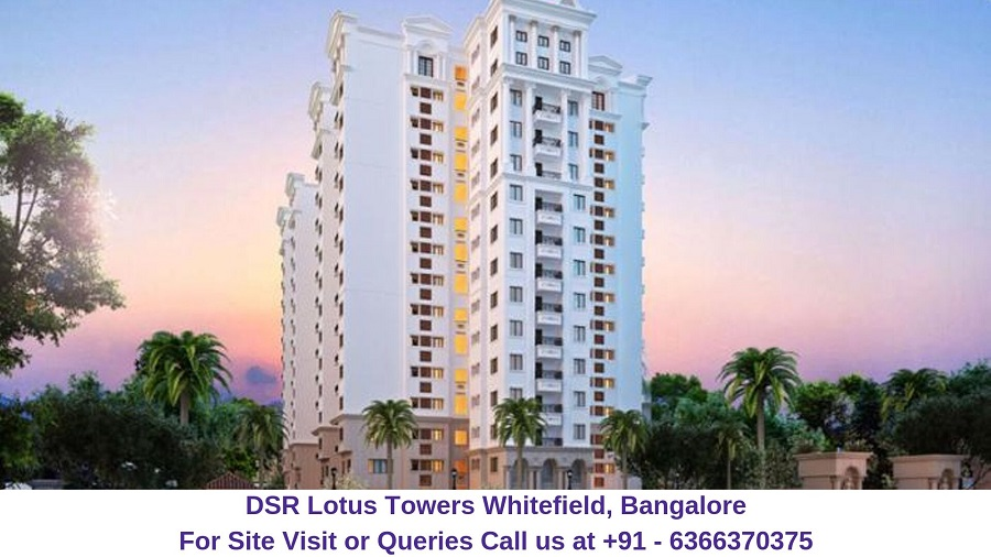 DSR Lotus Towers Whitefield, Bangalore