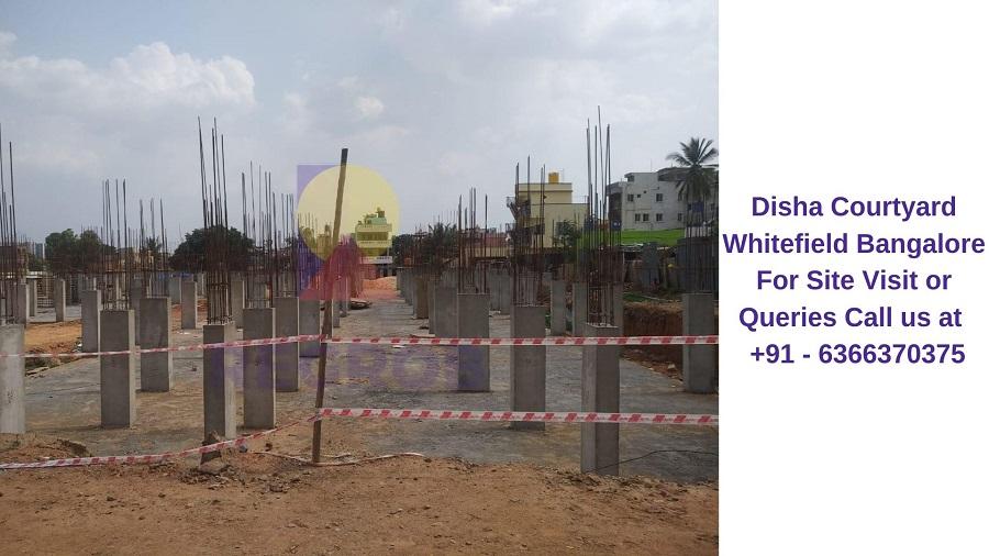 Disha Courtyard Whitefield Bangalore Actual View
