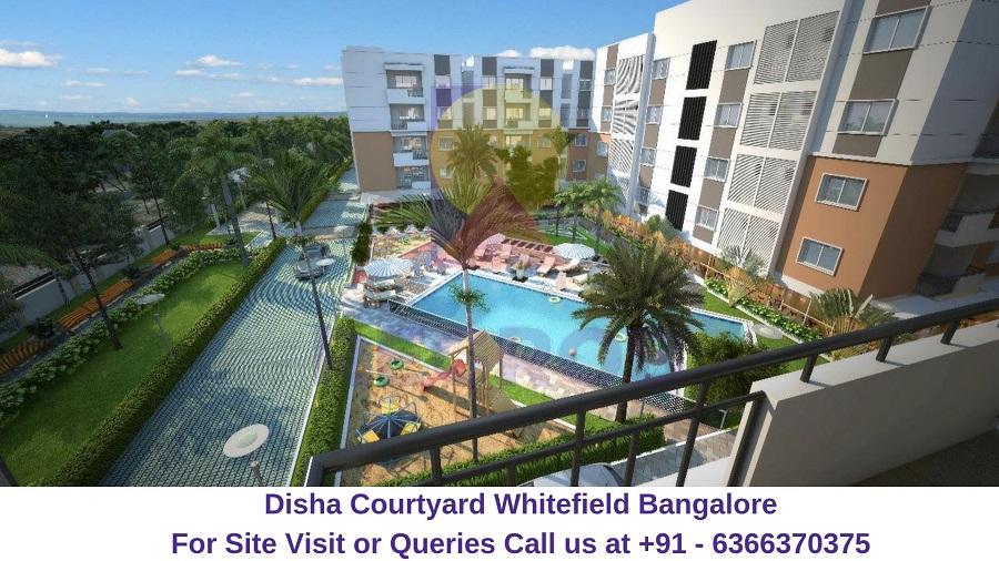 Disha Courtyard Whitefield Bangalore Amenities