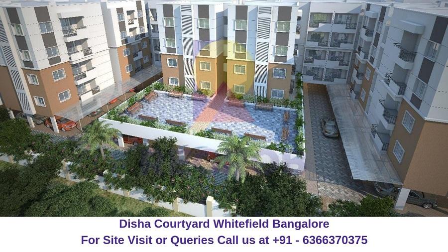 Disha Courtyard Whitefield Bangalore