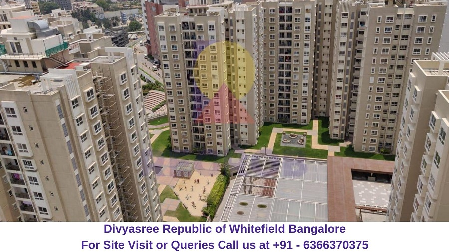 Divyasree Republic of Whitefield Bangalore