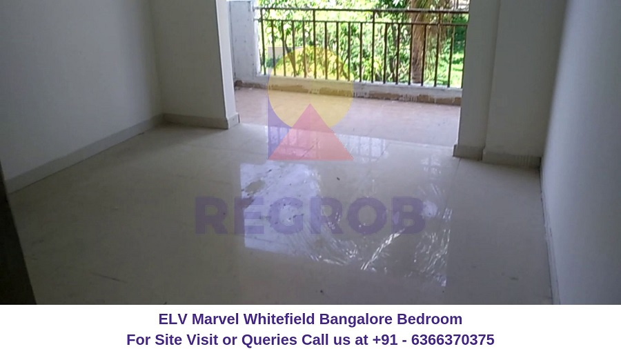 ELV Marvel Whitefield Bangalore Bedroom