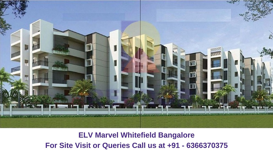 ELV Marvel Whitefield Bangalore Elevation