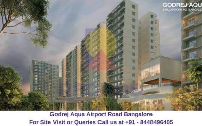 Godrej Aqua Airport Road Bangalore