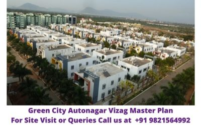 Green City Autonagar Vizag Master Plan