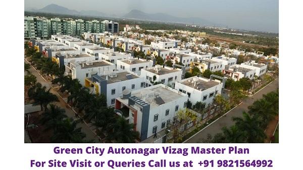 Green City Autonagar Vizag Master Plan