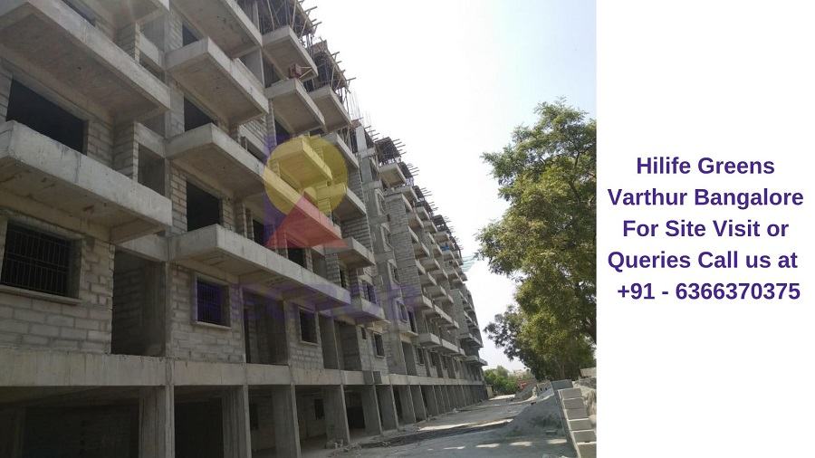 Hilife Greens Varthur Bangalore Actual Image (1)