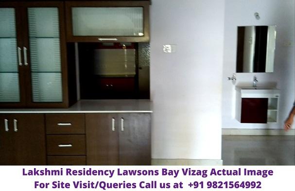 Lakshmi Residency Lawsons Bay Vizag Actual Image