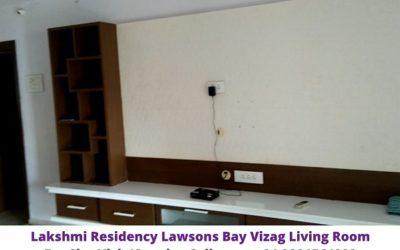 Lakshmi Residence Lawsons Bay Vizag Living Area