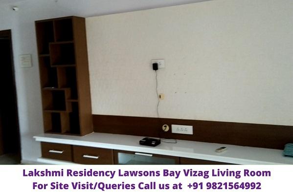 Lakshmi Residency Lawsons Bay Vizag Living Area