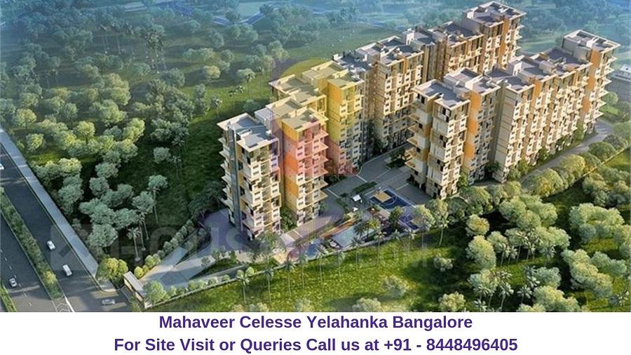 Mahaveer Celesse Yelahanka Bangalore