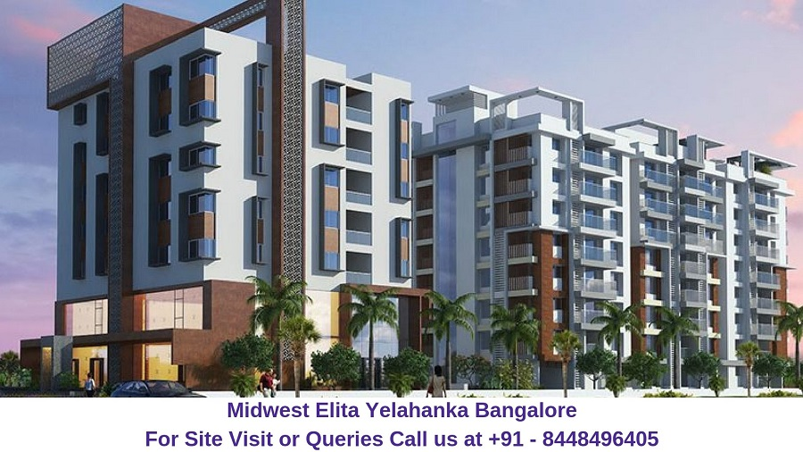 Midwest Elita Bagalur Cross Yelahanka Bangalore