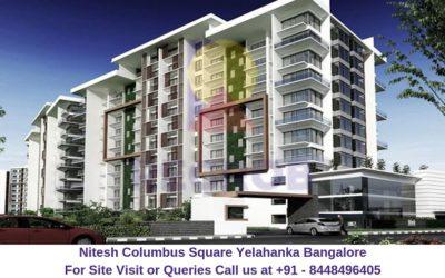Nitesh Columbus Square Yelahanka Bangalore