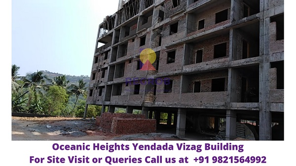 Oceanic Heights Yendada Vizag Building