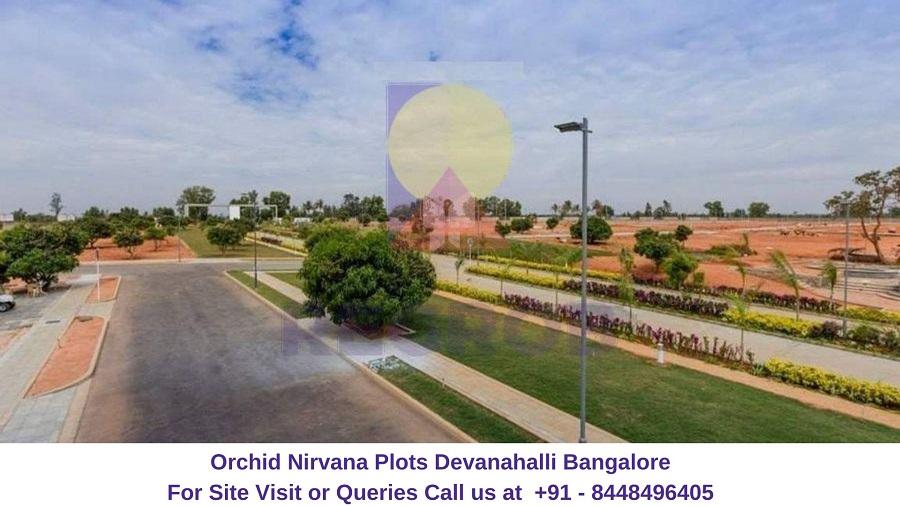 Orchid Nirvana Plots Devanahalli Bangalore (1)