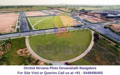 Orchid Nirvana Plots Devanahalli Bangalore (2)