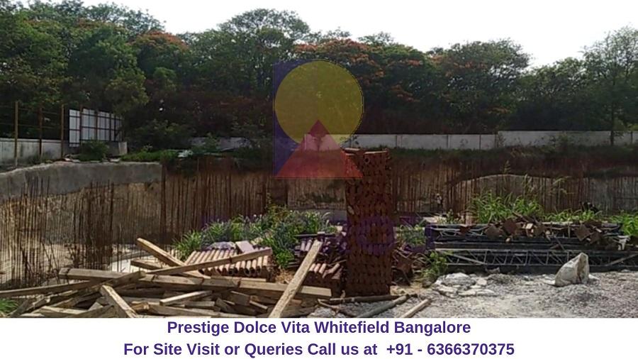 Prestige Dolce Vita Whitefield Bangalore Actual View