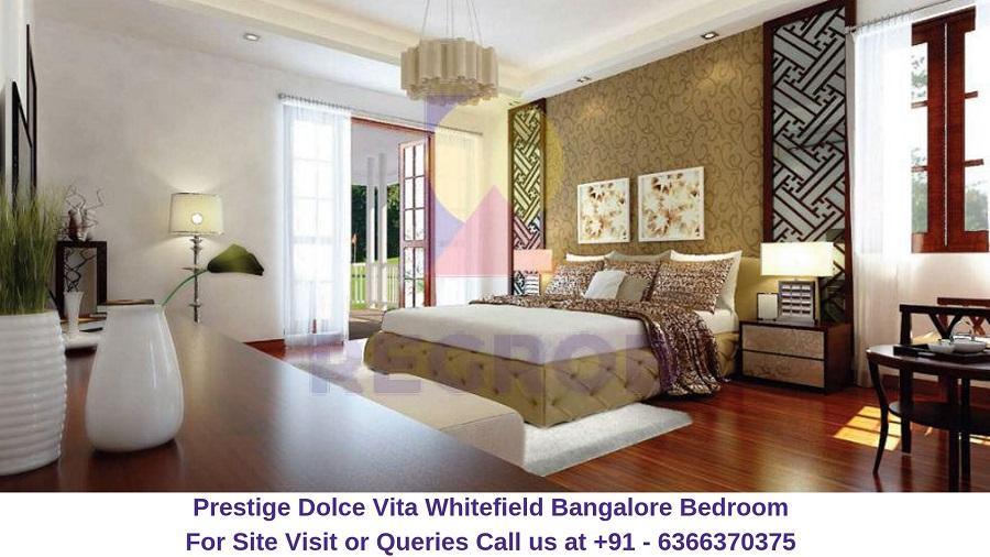 Prestige Dolce Vita Whitefield Bangalore Bedroom