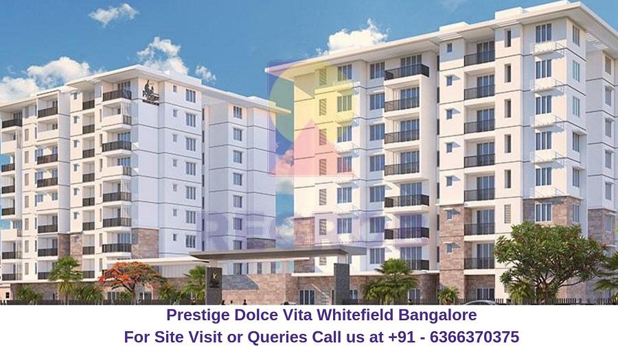 Prestige Dolce Vita Whitefield Bangalore